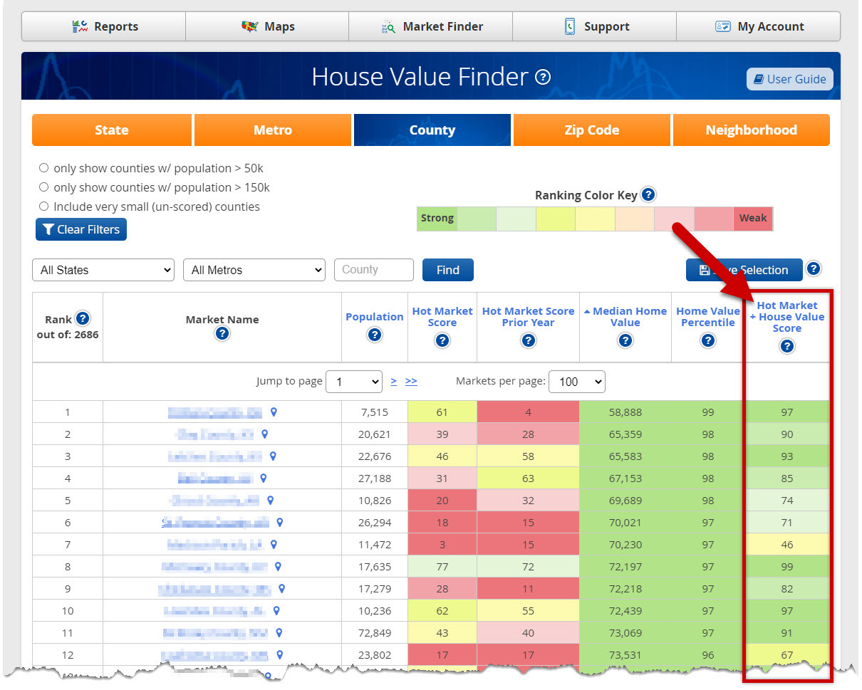 House Value Finder - User Guide